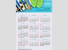 Queensland School Term Dates and School Holidays Calendar