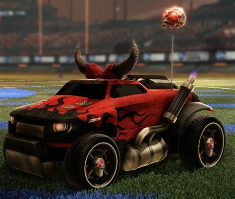 How To Create 5 Awesome Cars In Rocket League