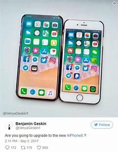 'Disgruntled Apple employee' leaks iPhone 8 and iOS 11
