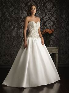 Allure bridals wedding dress bridal gown allure collection for Wedding dresses mobile al