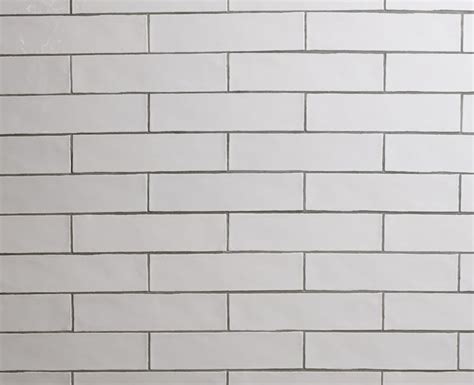 Luxury Subway White Brick Shaped Wall Tile With A High