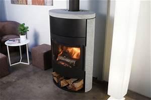 Poele Pierre Ollaire : poele a bois poele a granule insert cheminee foyer ferme ~ Premium-room.com Idées de Décoration