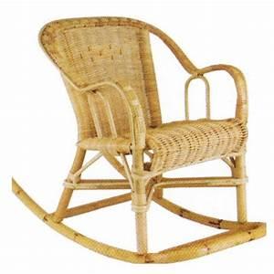 Chaise A Bascule Enfant : fauteuil enfant rocking chair la vannerie d 39 aujourd 39 hui ~ Teatrodelosmanantiales.com Idées de Décoration