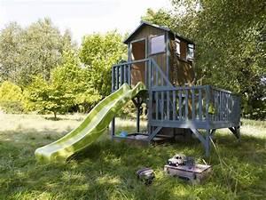 Cabane Pour Enfant Pas Cher : une cabane de jardin pour les enfants femme actuelle ~ Melissatoandfro.com Idées de Décoration