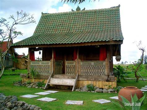 gambar desain rumah desa koleksi gambar hd