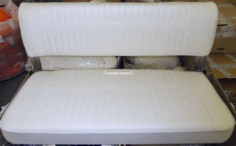 siege bateau rabattable siège anatomique biplace avec dossier rabattable 48 415 03