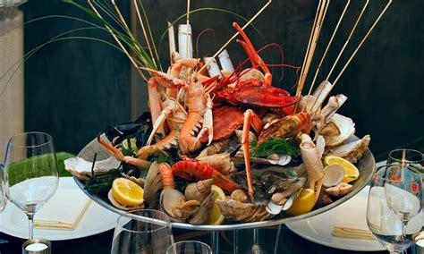 plateau fruits de mer sed samen eten en drinken groupon