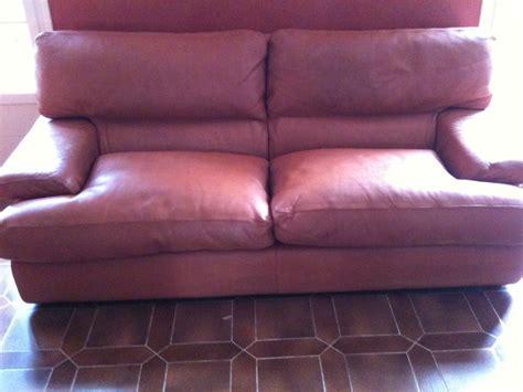 rembourrage canape en cuir