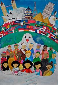 United Nations Art for Peace Contest | Children of the ...