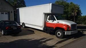 26 Foot Gmc 6500 Box Truck For Sale  Redding Ca
