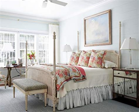 Serene Bedrooms  Traditional Home