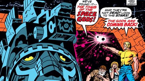 The Untold Truth Of The Eternals