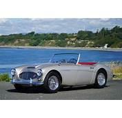 1959 Austin Healey BT7 3000 Mk1 550 For Sale  Silver