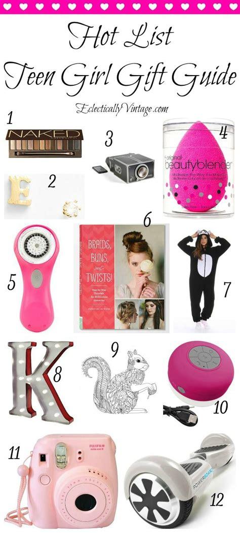 Hot List  Teen Girl Gift Guide  Ogt Blogger Friends