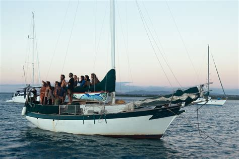 Living On A Boat Sailing The World by Alternative World Sailing Community A Worldwide Sailing