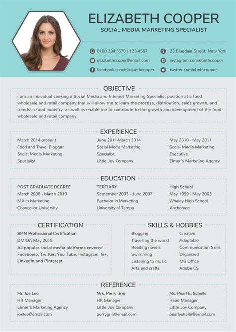 cv template   word  documents
