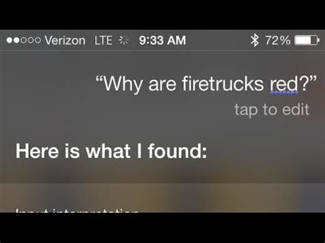 Why Are Fire Trucks Red? Youtube