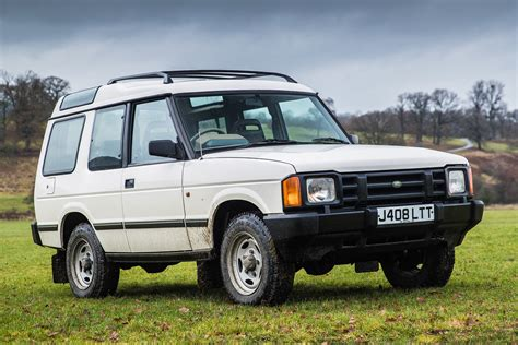 land rover discovery retro road test special motoring