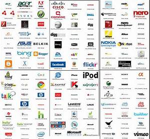 company logos with names | Logospike.com: Famous and Free ...