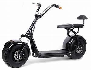 Achat Scooter Electrique : citycoco scooter lectrique grosse roue homologu route en france ~ Maxctalentgroup.com Avis de Voitures
