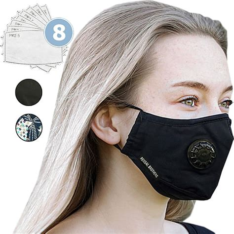 anti pollution dust mask  filters face mask  dust