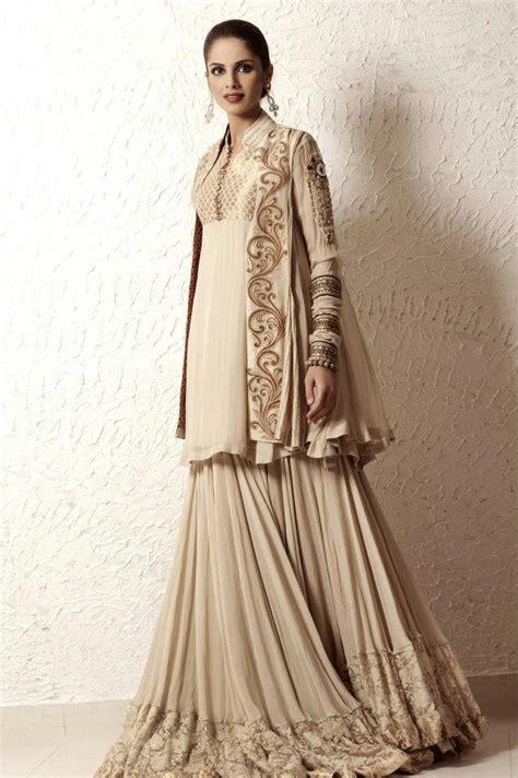 Latest Indian Bridal Sharara Designs 2017 (3) ? Teenager Style