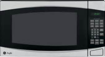 ge profile pebsmss  cu ft countertop microwave oven stainless steel
