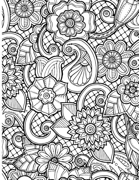loves   flowers   coloring