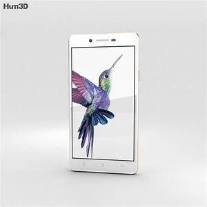 Oppo Neo 7 White 3d Model