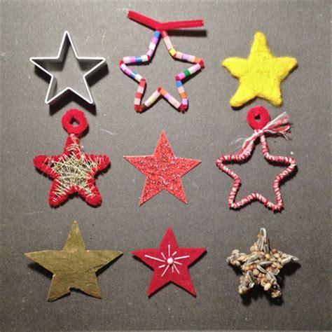 sterne basteln mit kindern schaeresteipapier sterne zu weihnachten 3x3 ideen