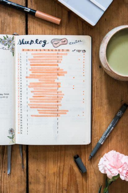brilliant bullet journal tracker ideas slightly sorted