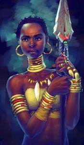 Warrior Princess | African warriors | Pinterest | Posts ...