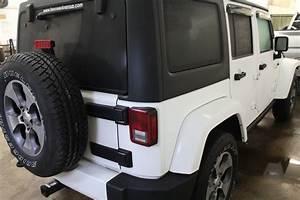 Used 2016 Jeep Wrangler Unlimited Sahara 3 6l 6 Cyl Manual