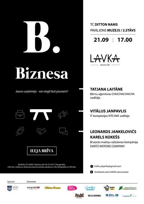 Biznesa LAVKA - VISITDAUGAVPILS