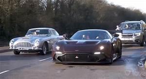 Meet The Worlds First Street Legal Aston Martin Vulcan