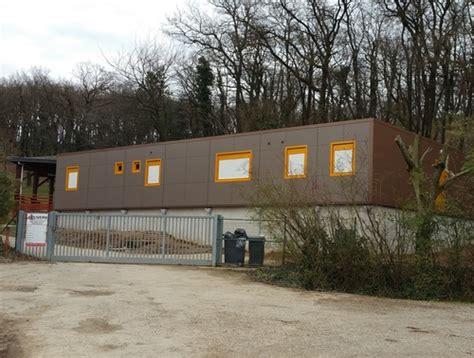 aire de porte les valence construction d un b 226 timent modulaire pour un centre de