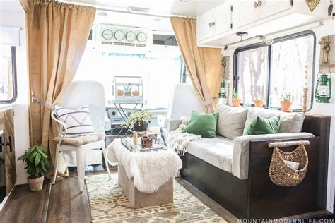 Cool And Creative Rv Decorating Ideas On A Budget (8
