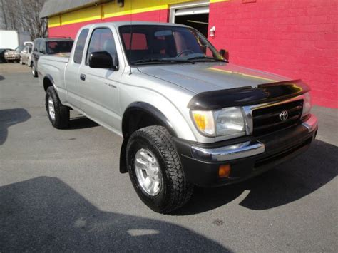 2000 Toyota Tacoma Mpg by 2000 Toyota Tacoma V6 2dr 4wd Extended Cab Sb In