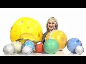 Learning Resources - Inflatable Solar System Set - LER2434 ...