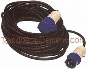 Rallonge Electrique Camping Car : cable neoprene rallonge electrique 20 m tous nos ~ Dailycaller-alerts.com Idées de Décoration