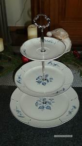 Villeroy Boch Etagere : zeitlose etagere 3 teller villeroy boch val bleu weihnachtesgeschenk ~ Whattoseeinmadrid.com Haus und Dekorationen