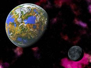 Earth-like Planets - Pics about space