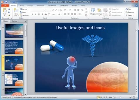 Medical Templates For Power Point 50 Best Templates