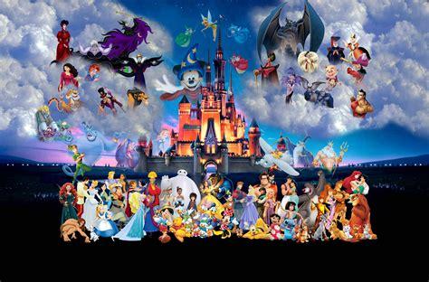 Disney Willains Wallpapers Hd Wallpaperwiki