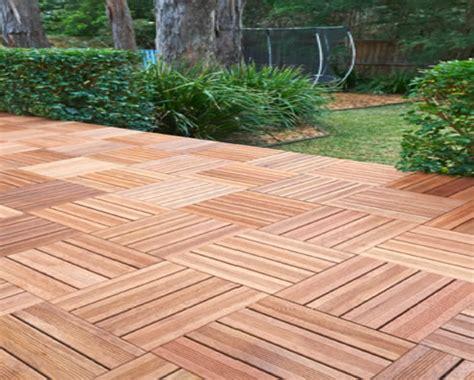 Merbau Decking Tiles merbau timber deck tiles simmonds lumber