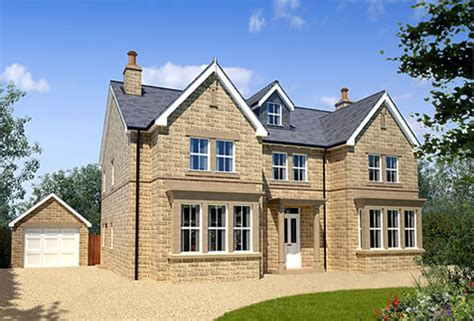 6 Bedroom Detached House For Sale by New Build Detached Home Near Harrogate