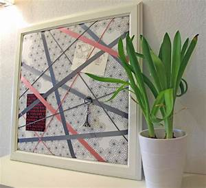 Pinnwand Selber Bauen : ikea hack virserum memoboard selber machen ich designer ~ Lizthompson.info Haus und Dekorationen