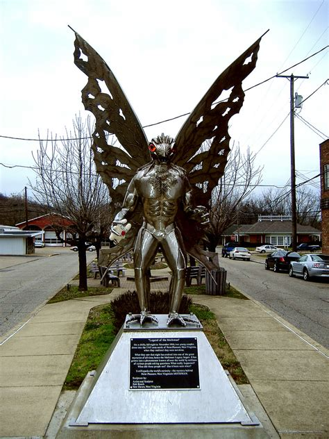 pleasant point mothman flickr virginia west trouble states united