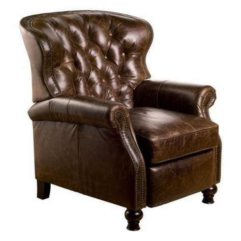 Distressed Leather Armchair by Distressed Leather Chair Ebay