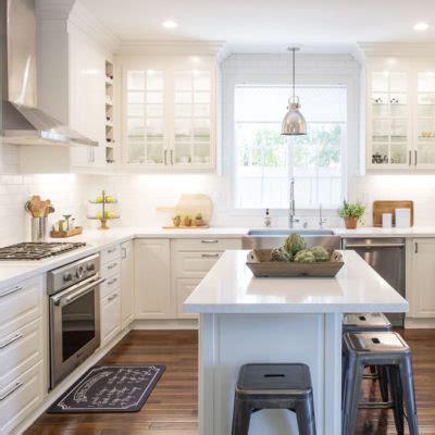 farmhouse style kitchen cabinets white ikea modern farmhouse style kitchen 7165